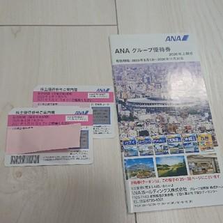 ANA 株主優待券(2枚セット)