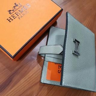 Hermes - (HERMES)ベアンコンパクト 財布