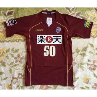 asics - Jリーグ「ヴィッセル神戸 選手支給別注品 大久保モデル半袖」
