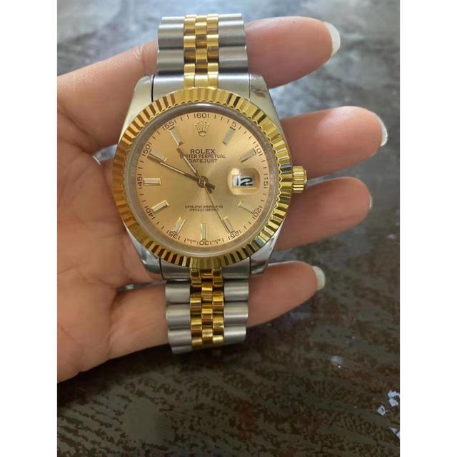 ROLEX(ロレックス)のロレックス 自動巻腕時計 メンズ デイトジャスト メンズの時計(金属ベルト)の商品写真