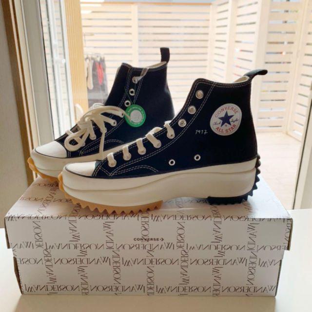 CONVERSE(コンバース)の23.5cm converse jwanderson RUN STAR HIKE レディースの靴/シューズ(スニーカー)の商品写真