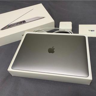 Mac (Apple) - MacBook Pro 13 inch 2017 256GB タッチバー付き