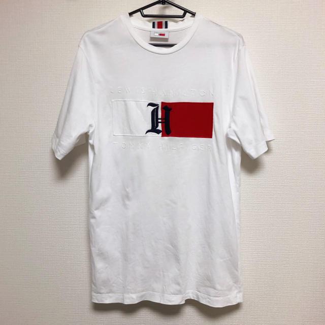 TOMMY HILFIGER(トミーヒルフィガー)のTOMMY HILFIGER TEE メンズのトップス(Tシャツ/カットソー(半袖/袖なし))の商品写真