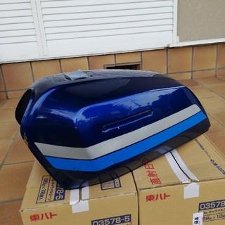 カワサキ - 新品Z750FX3タンク 輸出カラー キズ、凹み、剥がれあり 要塗り替えベース