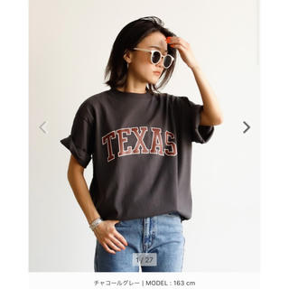 アンティローザ(Auntie Rosa)の新品未使用タグ付き アンディローザ holiday(Tシャツ(半袖/袖なし))