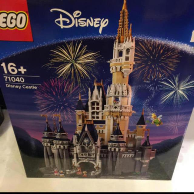 Lego(レゴ)のレゴ シンデレラ城 71040 キッズ/ベビー/マタニティのおもちゃ(積み木/ブロック)の商品写真