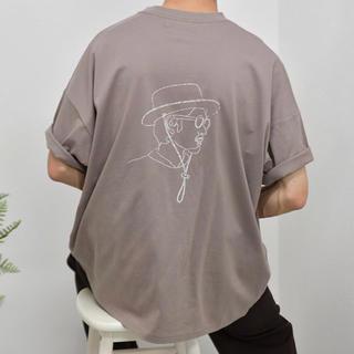 kutir Tシャツ ベージュ(Tシャツ/カットソー(半袖/袖なし))