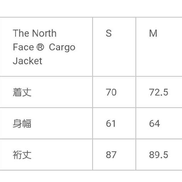 Supreme(シュプリーム)のSupreme The North Face Cargo Jacket M 新品 メンズのジャケット/アウター(ナイロンジャケット)の商品写真