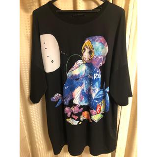 アンコロック(ankoROCK)のankoROCK  ビッグTシャツ 引きこもり(Tシャツ(半袖/袖なし))