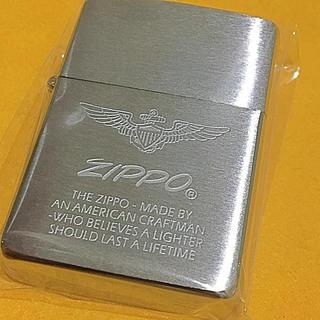 ZIPPO - ZIPPO 90sビンテージ ウィング紋章 美品