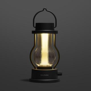 バルミューダ(BALMUDA)のバルミューダ ザ ランタン LED BALMUDA  L02A ブラック(ライト/ランタン)