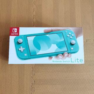 任天堂 - Nintendo Switch Lite本体 ターコイズ 新品未開封