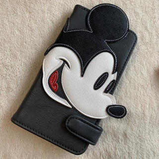 Disney - ディズニーストア ミッキー iPhoneケース