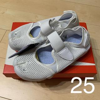 NIKE - NIKE ナイキ エアリフト ホワイト 25