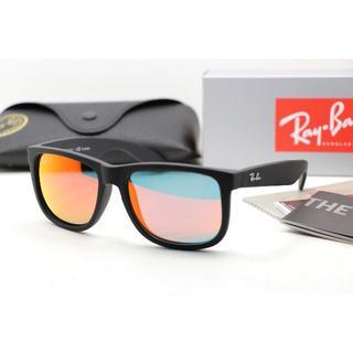 Ray-Ban - 新品 レイバン サングラス   偏光 ミラー RB4165 レッド