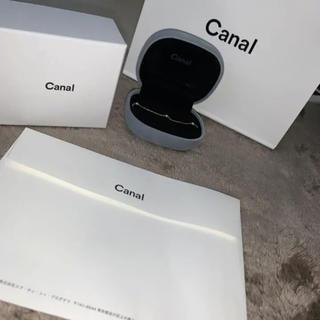 カナルヨンドシー(canal4℃)のCanal 4℃ ブレスレット(ブレスレット/バングル)