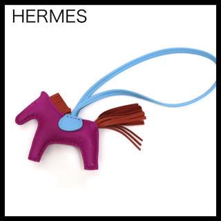 Hermes - HERMES エルメス ロデオチャーム PMサイズ A刻印 ロデオPM馬チャーム