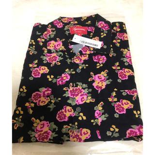Supreme - Supreme Floral Rayon S/S Shirt S