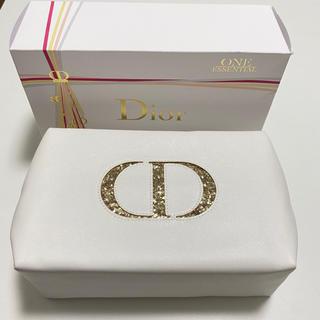 Dior - Dior ノベルティ ポーチ