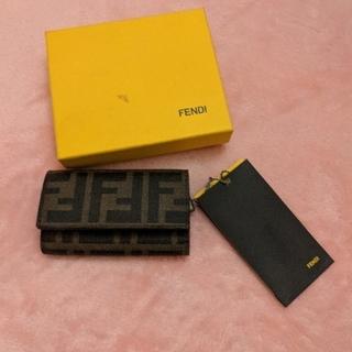 フェンディ(FENDI)のFENDI キーケース 新品未使用(キーケース)