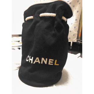 シャネル(CHANEL)のCHANEL 巾着バック(バッグ)
