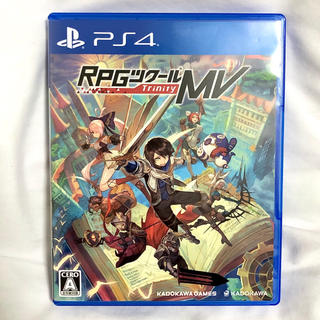 PlayStation4 - RPGツクールMV Trinity PS4