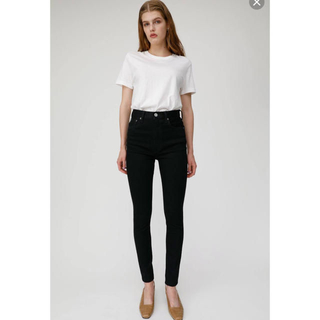 moussy - moussy  Rebirth BLACK SKINNY