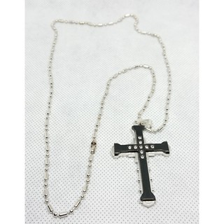クロスネックレス ペンダント 十字架(ネックレス)