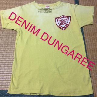 デニムダンガリー(DENIM DUNGAREE)のDENIM DUNGAREE Tシャツ 即購入可☆(Tシャツ/カットソー(半袖/袖なし))