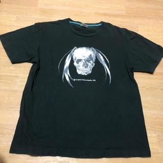 キューン(CUNE)の希少 CUNE CFM 初音ミク ドクロ Tシャツ XL(Tシャツ/カットソー(半袖/袖なし))