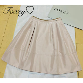 FOXEY - FOXEY BOUTIQUE♡ ベルフラワー フレアスカート