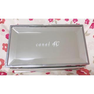 カナルヨンドシー(canal4℃)の【新品】canal 4℃ オルゴール(星に願いを)ジュエリーボックス(その他)