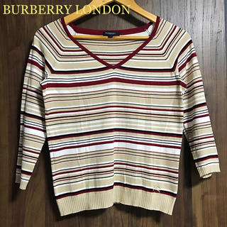 BURBERRY - BURBERRY LONDON カットソー size1