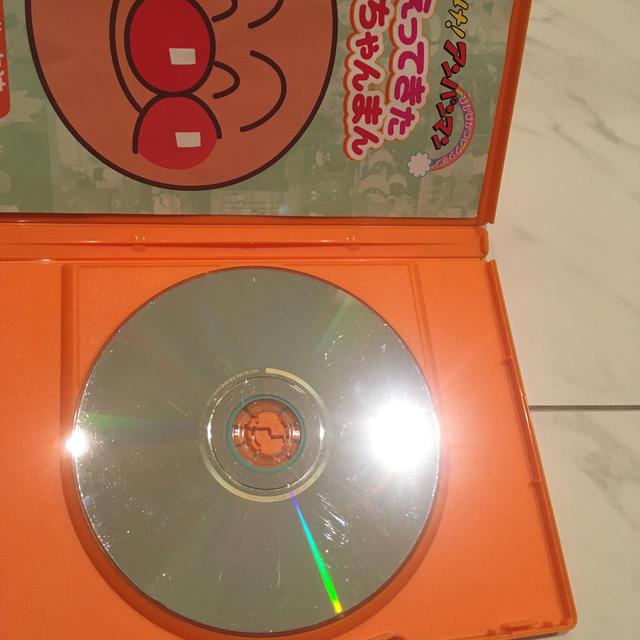 アンパンマン(アンパンマン)の専用出品 アンパンマン ぴかぴかコレクション かえってきたあかちゃんまん DVD エンタメ/ホビーのDVD/ブルーレイ(アニメ)の商品写真
