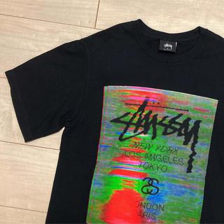 STUSSY - ステューシー ワールドツアー Tシャツ
