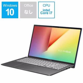 ASUS - 新品 ASUS 第10世代Core i7 VivoBook S15 ガンメタル