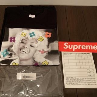 Supreme - シュプリーム Tシャツ naomi tee ブラック サイズM