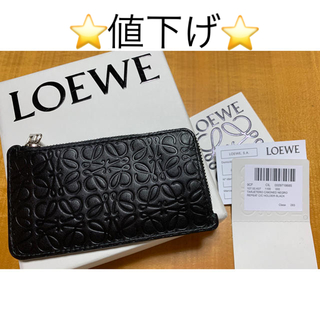 LOEWE -  LOEWE ロエベ コイン/カードホルダー