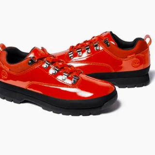 Supreme - Supreme/Timberland Patent Leather