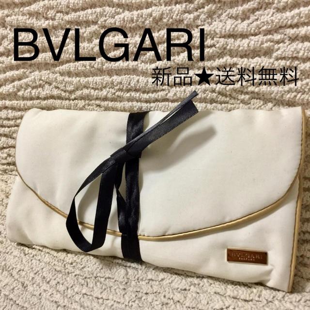 BVLGARI(ブルガリ)の送料無料【BVLGARI】ブルガリポーチ レディースのファッション小物(ポーチ)の商品写真