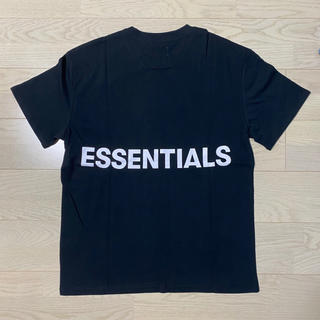 FEAR OF GOD - FOG Essentials SHORT SLEEVE SHIRT Size S