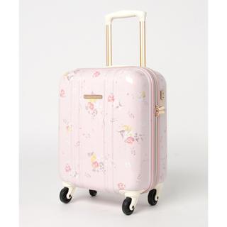 MERCURYDUO - マーキュリーデュオ キャリーケース スーツケース 花柄 ピンク 機内持ち込み