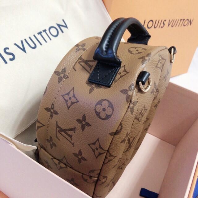 LOUIS VUITTON(ルイヴィトン)のパームスプリングスバックパックMINI レディースのバッグ(リュック/バックパック)の商品写真