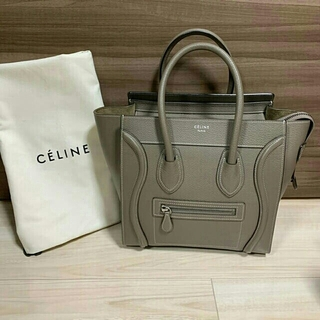 celine - CELINE セリーヌ ラゲージマイクロ スリ フィービー