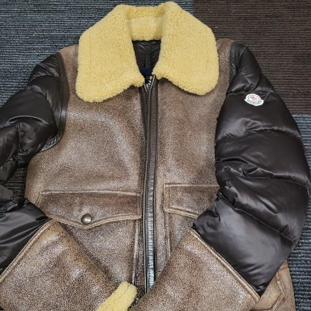 MONCLER(モンクレール)のMONCLER ダウン メンズのジャケット/アウター(ダウンジャケット)の商品写真