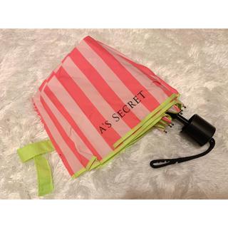Victoria's Secret - 【新品】Victoria's Secret 折りたたみ 傘 ピンク