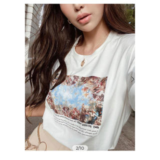 eimy istoire - 新品未使用タグ付きTシャツ