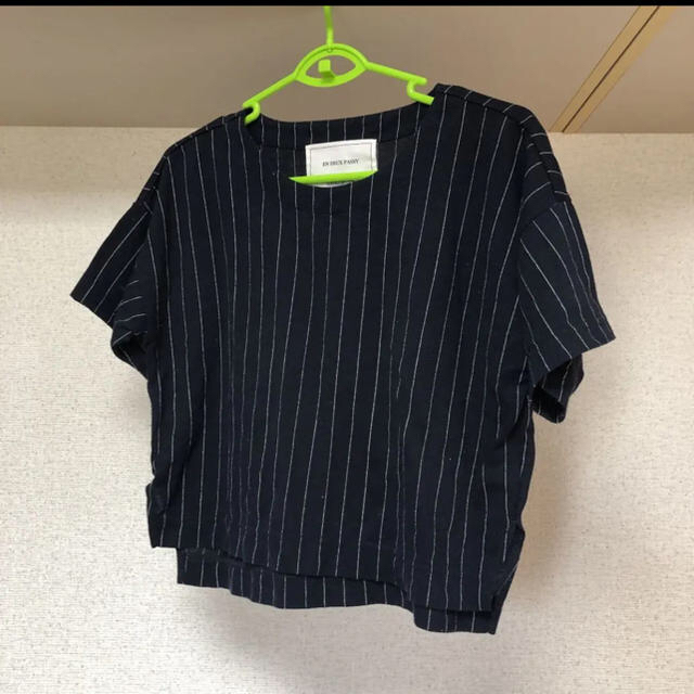 Tシャツ タイトスカート レディースのトップス(Tシャツ(半袖/袖なし))の商品写真