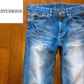 STUDIOUS - ◆STUDIOUS◆ スキニーデニム