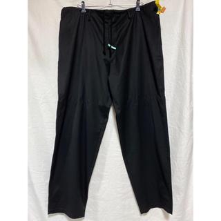 Yohji Yamamoto - GroundY 17ss 定番 紐パンツ  ブラック ウール